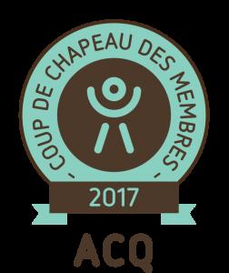 Logo ACQ coup de chapeau
