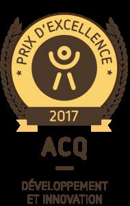 Logo ACQ prix d'excellence