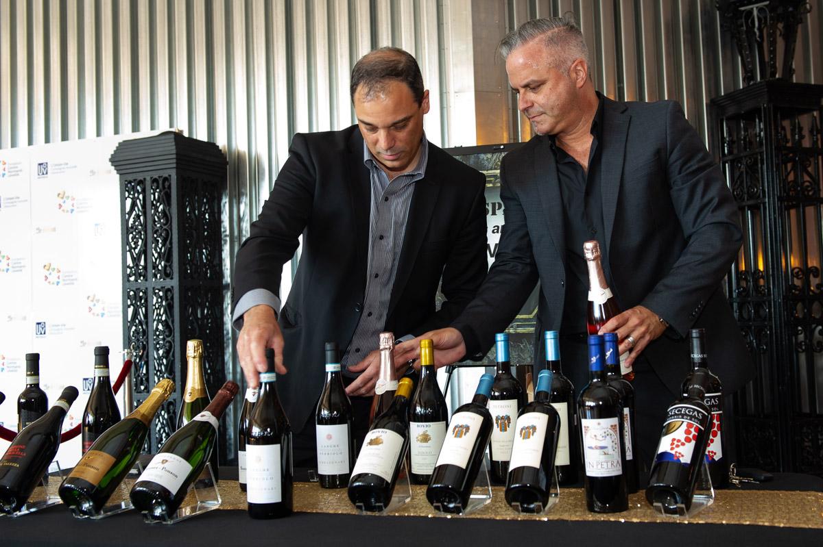 Sélection de vins - Classique de golf Normand Léveillé