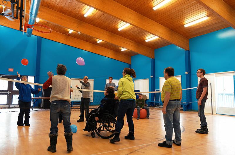 Location de salle Centre Normand-Léveillé - Gymnase