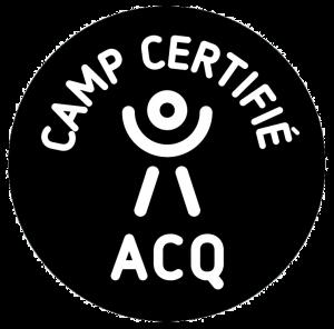 Logo Camp certifié ACQ